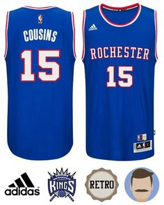 cd6871dc6 Don t miss the chance to get Men s Adidas Sacramento Kings  15 DeMarcus  Cousins
