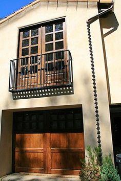 Ashley Road - mediterranean - exterior - santa barbara - J. Grant Design Studio