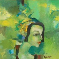 Evgeni K. Andreev, paintings - ego-alterego.com