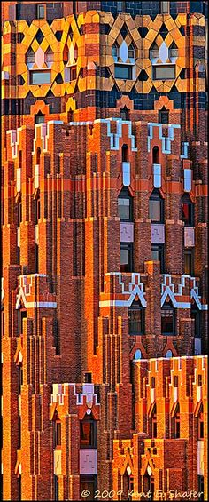 The Guardian Building, Detroit MI | Guardian Building