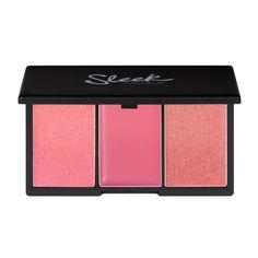 Sleek MakeUP Blush By 3 Palette Pink Lemonade 20 g, 1er Pack (1 x 20 g)