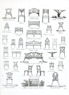 Croquis & Sketch - Cahier de styles - Compilation thématiques d'images et d'idées. Croquis & Sketch © Atelier de Paysage - JesuisauJardin.fr - Paris