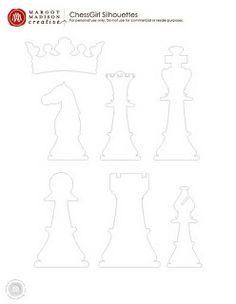 Chess Girl Birthday