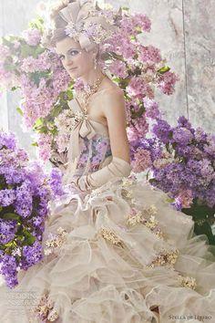 Stella de Libero Wedding Dresses — The Lilac Bridal Collection | Wedding ...    weheartit.com