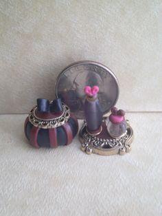 Dollhouse Miniature Half Scale jewelry box by CSpykersMiniatures, $9.99
