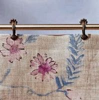 Simple, No-Sew Curtains With a little imagination and some simple connectors, you can turn any piece of fabric into an attractive window cov.