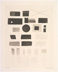 Book plate | X-Ray of Samples of Various Materials | 1896