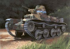 Japanese Type 95 Ha Go