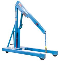 Ruger Industries RC-3000 Ruger Economy Floor Crane - 3/4 Ton | Floor Cranes | Jib Cranes | Gantry & Jib Cranes | Material Handling | Toolfetch