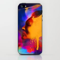Freedom iPhone & iPod Skin by Parveen Verma - $15.00  #abstract #art #digital