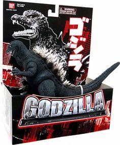 6.5 Inch Deluxe Vinyl Figure Godzilla 2001 [Final Wars]