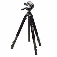 Amazon.com: SLIK PRO 700DX Professional Tripod with Panhead (615-315): Camera & Photo