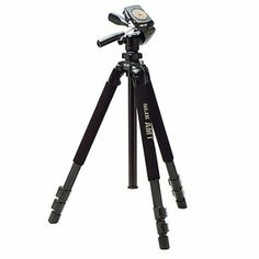 Amazon.com: SLIK PRO 700DX Professional Tripod with Panhead (615-315): Camera & Photo