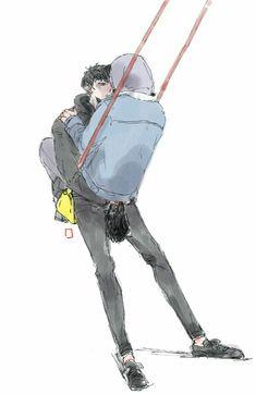 Male Face Drawing, Guy Drawing, Drawing People, Chanbaek, Baekyeol, Evil Anime, Ship Drawing, Exo Fan Art, Bad Boy Aesthetic