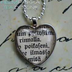 Rinnalla poikaseni 20€ Tea Design, Dog Tags, Dog Tag Necklace, Jewelry, Jewlery, Jewerly, Schmuck, Jewels, Jewelery