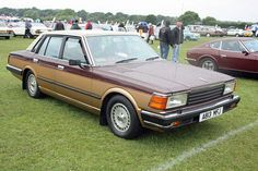 1983 Datsun 280C - ok this is an 80s car - but look at it! superb