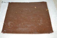Prajitura cu nuca si crema de lamaie — Alina's Cuisine Butcher Block Cutting Board, Sheet Pan, Springform Pan, Cookie Tray