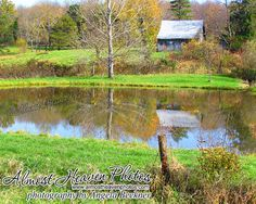 Autumn Reflections 8x10 Photograph Print by angelabeckner on Etsy, $25.00