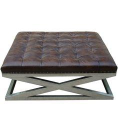 Lancelot Ottoman great as a coffee table