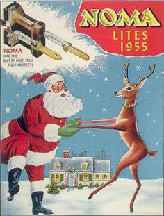 1955 Noma Catalog