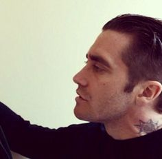 Jake Gyllenhaal in Prisoners- probably the best, most intense movie I've ever seen in theatres!