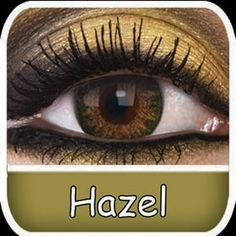 Hazel Natural Series Contact Lenses