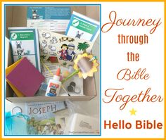 My son and I just had a great time exploring the story of Joseph from the Bible - we had some creative activities to do and the best part -- I didn't have to plan or organize any of it! Sunday School Teacher, Sunday School Lessons, Christian Homemaking, Christian Parenting, Bible Activities, Creative Activities, Boredom Busters For Kids, Family Bible Study, Making Life Easier