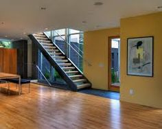 staircase windows modern - Google Search