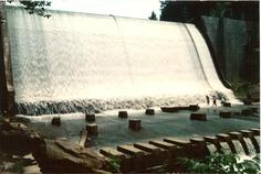 The Gorge Park Falls - 1991 Photo: Richard Geul III