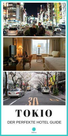 Wo übernachten in Tokio? Wir zeigen dir, welche Stadtviertel sich am besten zum Übernachten eignen und geben dir Hotel-Tipps für Tokio für jeden Geldbeutel.