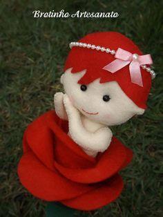 Rosinha Pequeno Príncipe com molde