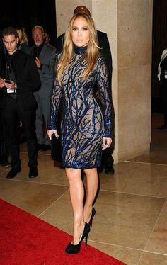 Jennifer Lopez - GLAAD Awards