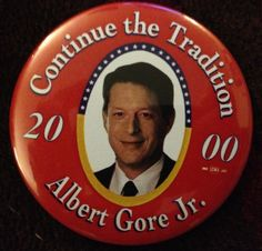 Albert Gore Jr. 2000: Continue the Tradition