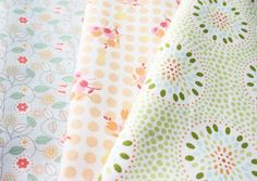 Fabric Finders カットクロスセット Flower A