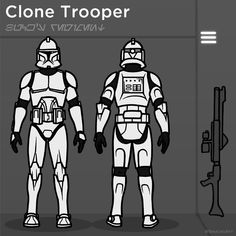 Star Wars Characters Pictures, Star Wars Images, Star Wars Rpg, Star Wars Clone Wars, Star Trek, Spider Men, Guerra Dos Clones, Star Wars Commando, Cuadros Star Wars