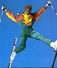 so high! Alpine Skiing, Snow Skiing, Vintage Ski, Vintage Travel Posters, Vintage Vibes, Vintage Stuff, Moda Ski, Ski Magazine, Freestyle Skiing