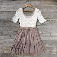 Charming Lace Dress
