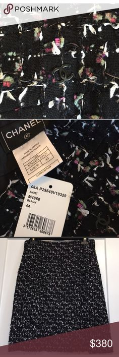 ‼️Chanel New 🌶 NEW Chanel 44 Europe ‼️ . trade value more‼️ reasonable offer will accept 🌶 CHANEL Skirts Midi