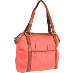 Could I just use this? O'Neill Rio Satchel in Hot Coral (Zappos).