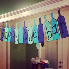 Event of the Week: Stock the Bar Party Ideas | Bulk Candy and ...
