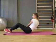 Sportübung für den Bauch Trainer, Workout, Fitness, Sporty, Exercise, Gym, Style, Tighten Stomach, Tight Tummy
