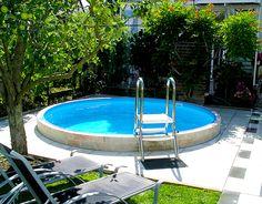 Stunning Ein kleines Gartenparadies mit erfrischendem Pool So l sst es sich im Sommer leben