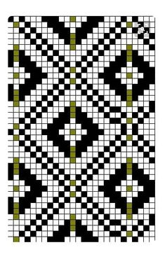 knit patterns fair isle chart (could use with tapestry crochet) Tapestry Crochet Patterns, Fair Isle Knitting Patterns, Bead Loom Patterns, Knitting Charts, Knitting Designs, Knitting Stitches, Beading Patterns, Stitch Patterns, Knit Patterns