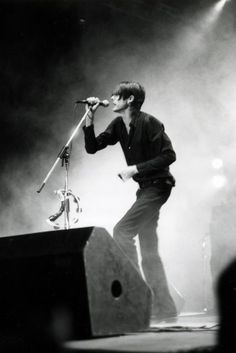 Brett Anderson, SUEDE, La Route du Rock 96 by Kokosnoot, via Flickr