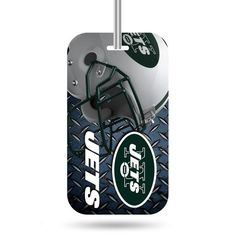 New York Jets Luggage Tag #NewYorkJets