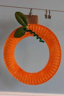 P is for Pumpkin ~ Preschool at Home