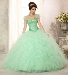 Mori Lee Quinceanera Dress Style 88085