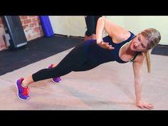 Plyometric Bodyweight Challenge