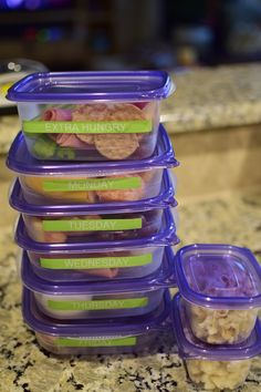 After School Snacks – Pack A Snack Style (she: Cynthia)