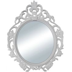 Home/Gardens Wall Mirror, Baroque Oval style, Ready to hang, Looks great